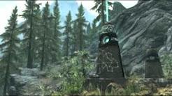 Elder Scrolls Skyrim Fan-Made Soundtrack: Frosty Lakes