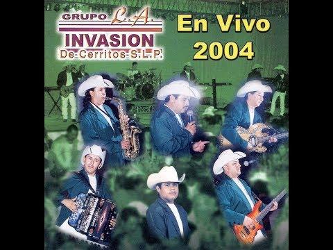 LA INVASION DE CERRITOS | EN VIVO 2004 | ALBUM COMPLETO