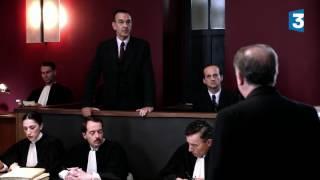 France 3 / Un village français - saison 7 : Extrait du procès de Daniel Larcher (ep 61)