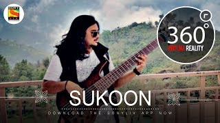 Sukoon  | Team Malhaar | 4K 360˚ Music videos | SonyLIV Music