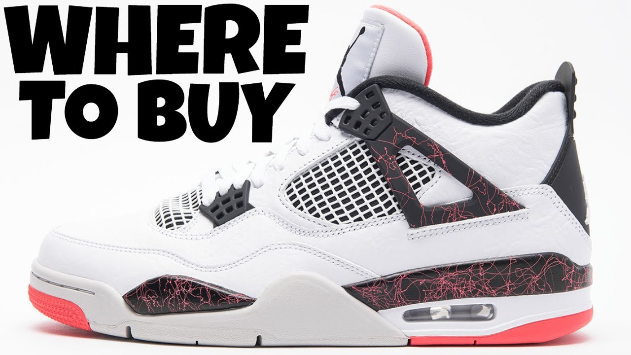 where to buy jordan retro 4