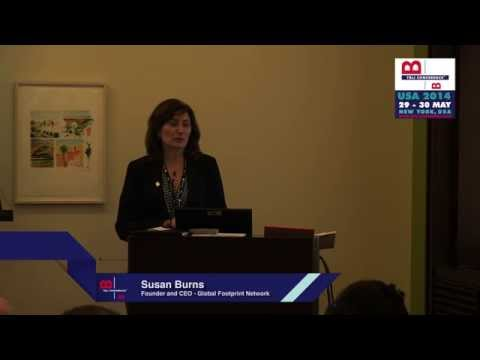 "Susan Burns: ""Environmental Risk Integration in Sovereign Credit Analysis"""