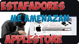 Estafadores en Facebook AppleStore Mexicali