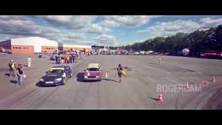 Дрифт II этап ULD 2014: Кубок SS20 (съемки с воздуха)