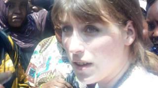 فتيات سودانيات اعتدي عليهم من قبل بلطجية مصريين