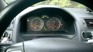 самодиагностика Volvo V50/S40