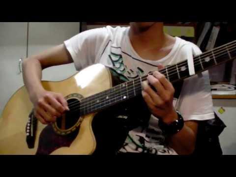 |Maroon 5 魔力紅|Payphone|Guitar FingerStyle|Standard Tuning