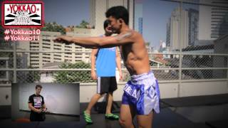 Muay Thai Combat TV 3: Ep.1 Pakorn CrossFit Training for Muay Thai