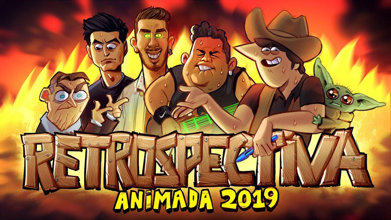 RETROSPECTIVA ANIMADA 2019 - Canal Nostalgia