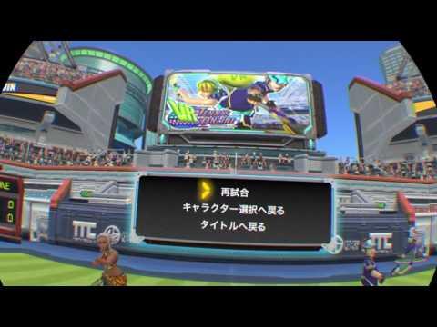 【LIVE】 VR tennis onlineおまかせダブルスプレイ!