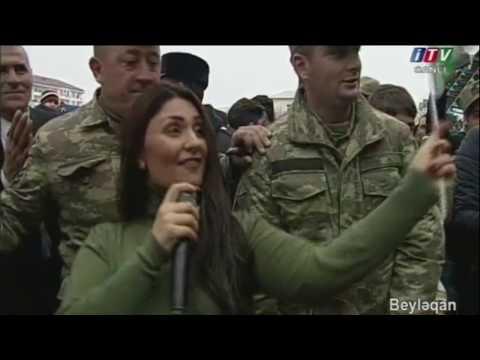 Sebnem Tovuzlu - Beyləqan konserti