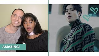 JACKSON WANG - FENDIMAN MV REACTION (GOT7 REACTION)