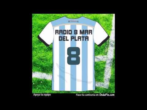 ARGENTINA - BOLIVIA POR RADIO 8 !! 106.5 MHS MAR DEL PLATA