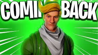 Is The Codename ELF Coming Back? - Fortnite Codename ELF Coming Back (Codename Elf Skin Fortnite)