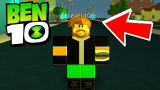 Roblox Ben 10 Future Ben 10000 AWESOME Aliens Roblox Ben 10 Universal Showdown