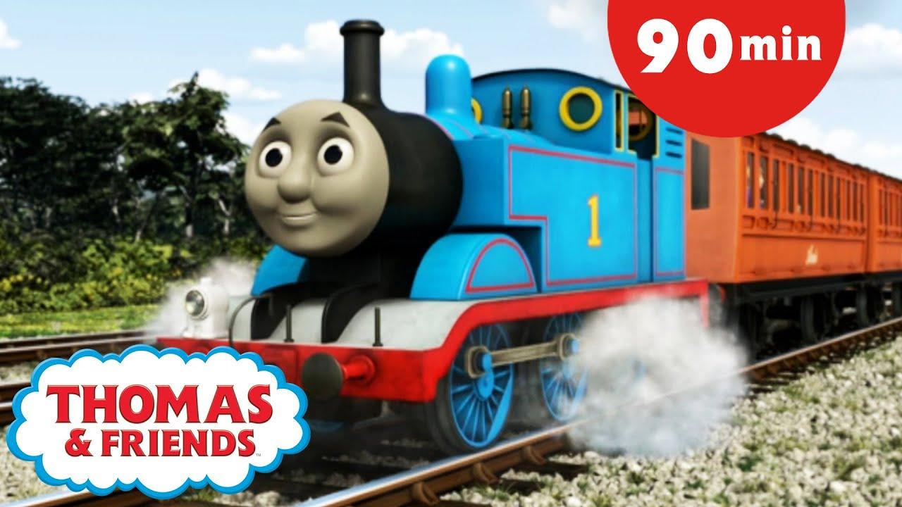 Thomas & Friends™   🚂 Time For A Story +More Season 13 🚂   Thomas the Tank Engine   Kids Cartoon