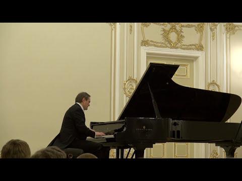 Tchaikovsky - Meditation Op. 72 No. 5, Misha Fomin, Philharmonia St. Petersburg