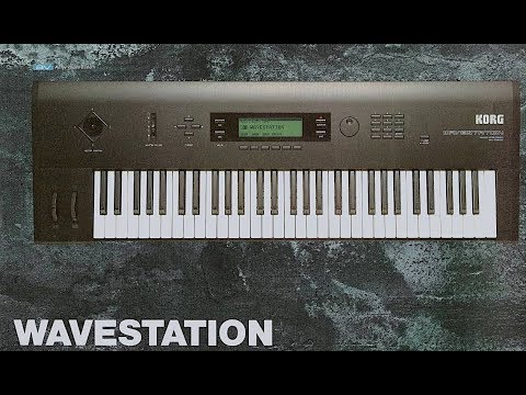 Korg Wavestation