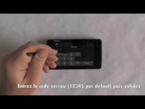 Nokia N900 - Faire un Soft Reset