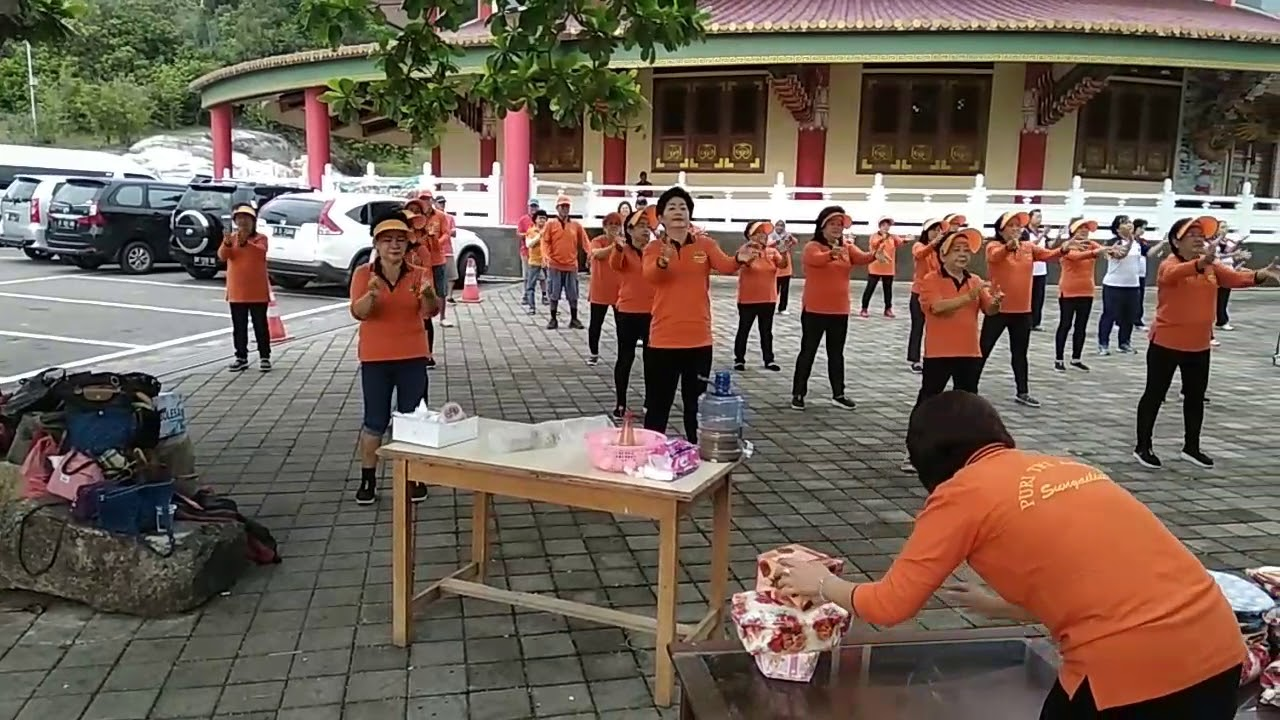 Kata Sambutan Ketua Group Senam Puri Tri Agung Sungailiat ...