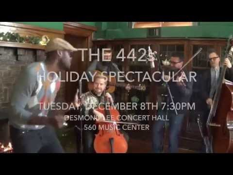 The 442s feat Brian Owens  White Christmas