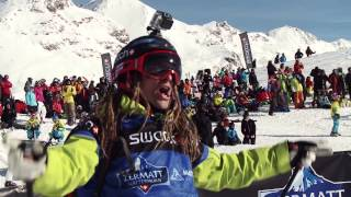 Swatch Skiers Cup 2013 - Backcountry Slopestyle Highlights