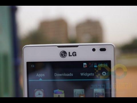 مراجعه للهاتف المحمول LG Optimus L9