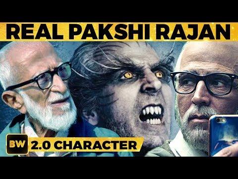 2.0 SECRET REVEALED: The Man Behind Akshay Kumar Character | Shankar