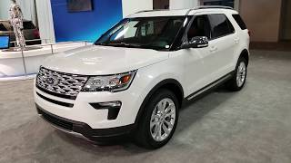 2019 Ford Explorer Walkaround Review
