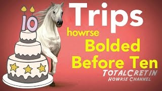 Bolded Before Ten - Howrse Trips