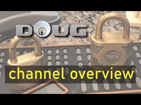 [365] Meet dougpickslocks | Lock Sport Introduction