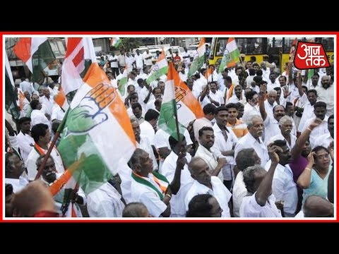 100 Shehar 100 Khabare: Congress Party Workers Protest Against Price Rise In Delhi
