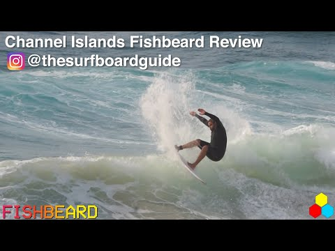 Al Merrick Fishbeard + Channel Islands Fish + Neckbeard 2 Review - The Surfboard Guide