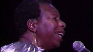 To Be Young, Gifted And Black 2 - Nina Simone - Live - 1986