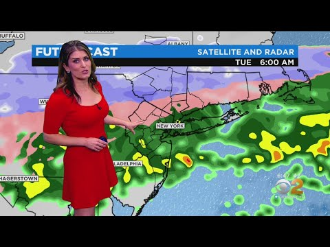 New York Weather: 6:30 P.m. Forecast