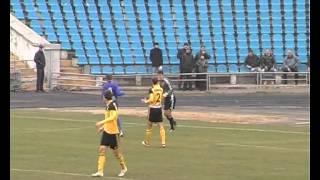 ФСК «БУКОВИНА» - ФК «ОДЕССА» 1:0 (24.11.2012)