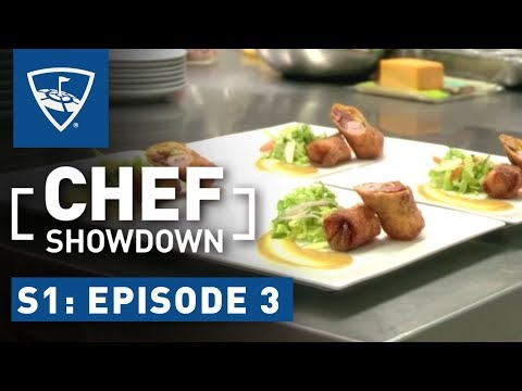Chef Showdown | Season 1: Episode 3 | Topgolf