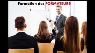 Formation des Formateurs !