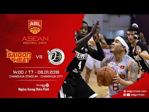 #Replay ABL 2017 || Away Game 2: FMS Dreamer vs Saigon Heat 06/01 | English.Ver