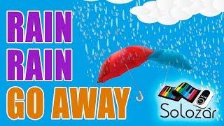 Rain Rain Go Away на пианино Solozar | Видеоурок для начинающих | Tutorial for beginner