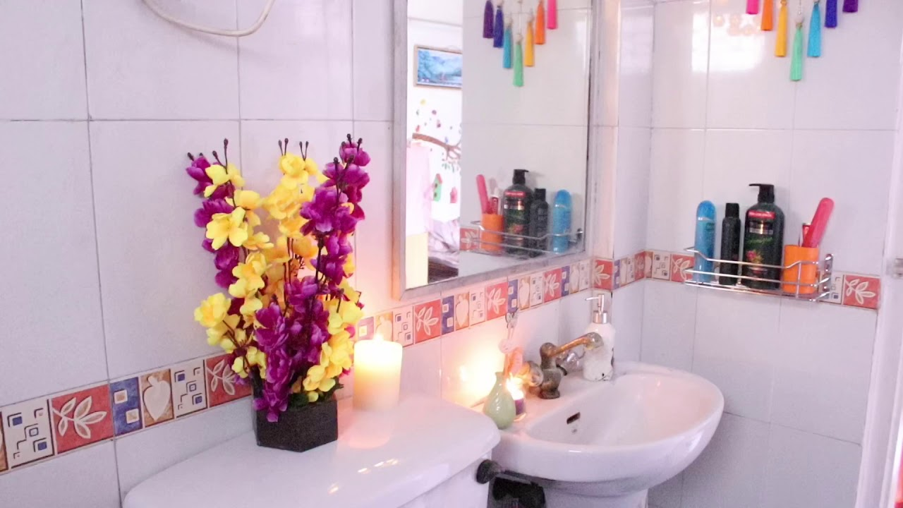 Bathroom Makeover In Small Budget