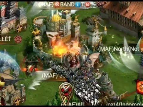 Clash Of Kings : 1 Minute To ZERO 😋