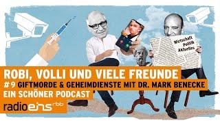 """Robi, Volli und viele Freunde #9 – """"Giftmorde & Geheimdienste"""""""