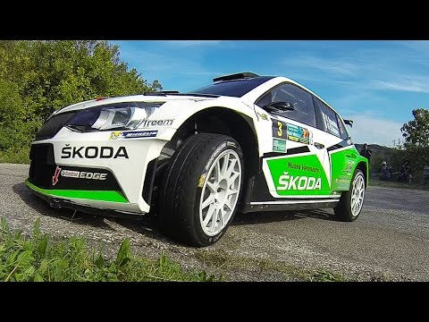 33° Rally 2 Valli 2015   Shakedown - Pure Sound [HD]