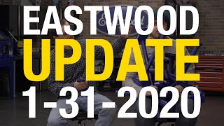 BREAKING NEWS! Latest Products, Videos & Sales - Eastwood Update for 1-31-20
