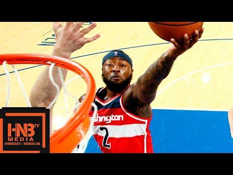 New York Knicks vs Washington Wizards Full Game Highlights | 10.08.2018, NBA Preseason