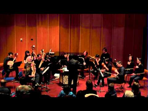 Chinese Music Ensemble - Traditional Folk Tune; arr. C.P. Lee - Feng Yang Flower Drum Dance