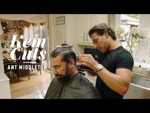 Tough Guy Ant Middleton Puts Kem Through Training - SAS Style! 🙈| Kem Cuts Episode 4