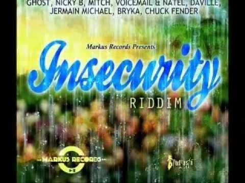 ZJ Razak Present - Insecurity Riddim Mix 2013 [Marcus Records Prod]