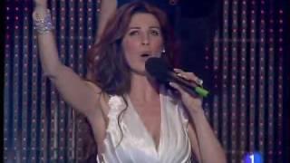 Coral Segovia - En una vida (Gala Final Eurovisión 2010)